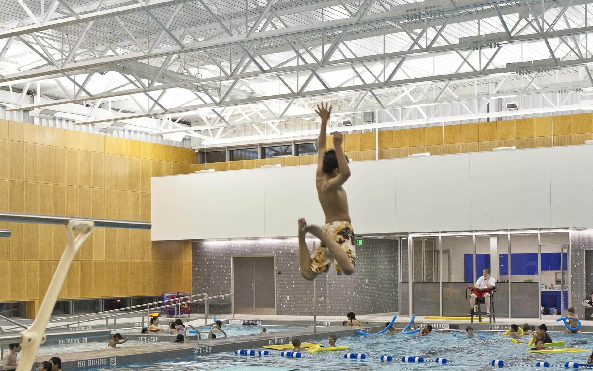 ECI Architecture Kodiak Pool