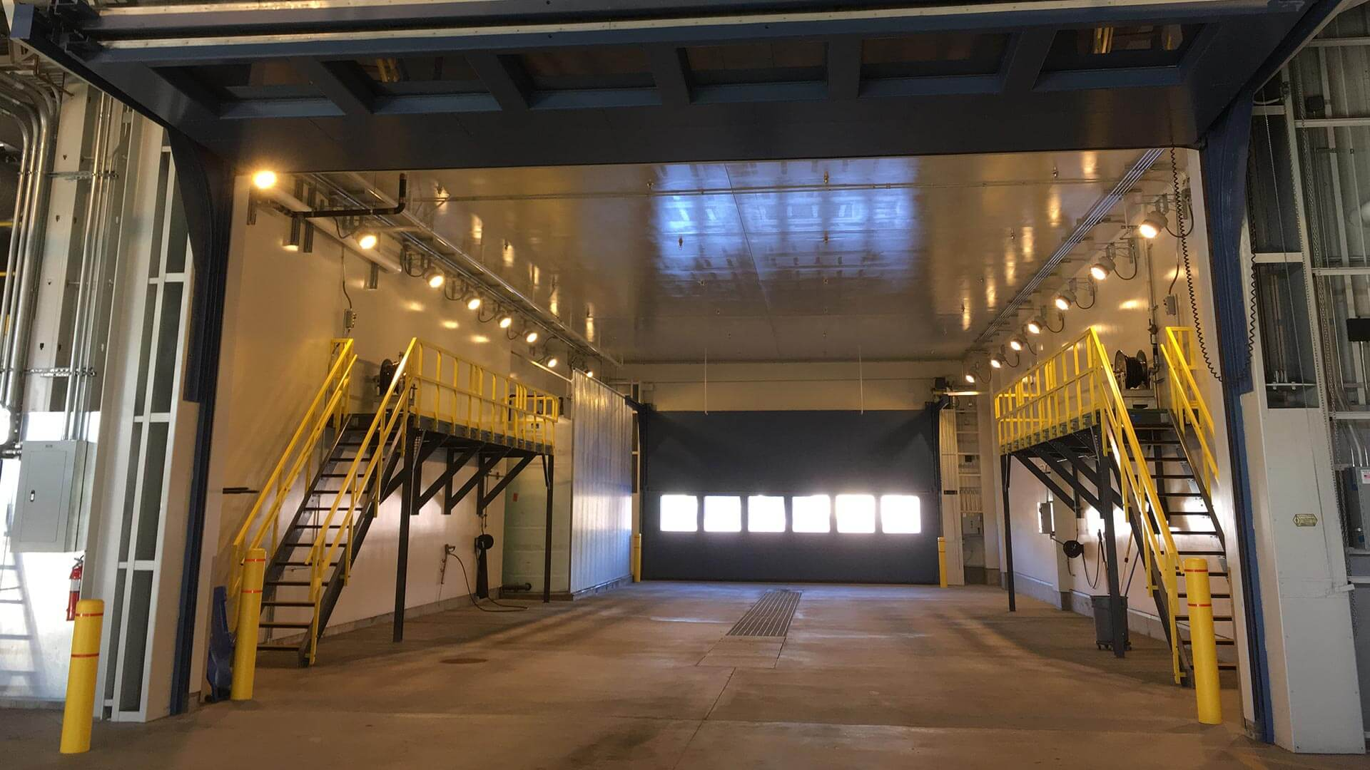 Snow Removal Equipment Facility